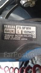 Yamaha. 9,90л.с., 4-тактный, бензиновый, нога L (508 мм), Год: 2012 год
