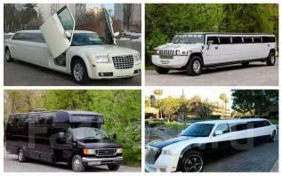 """Лимузины, лимузин """"Partybus"""", VIPАвто от 2000 р/ч. на любое торжество!. С водителем"""