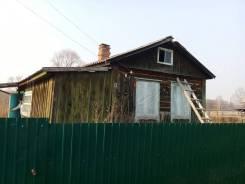 Продам дом в п. Мухен!. П. Мухен, р-н 130 км от Хабаровска, площадь дома 40 кв.м., от агентства недвижимости (посредник)