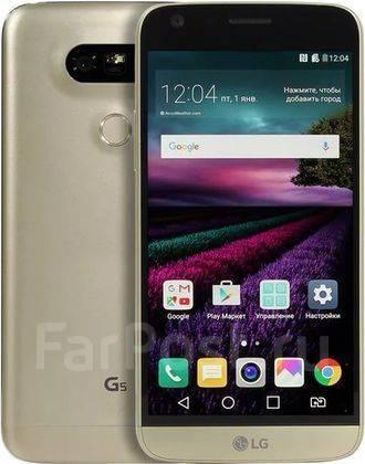 LG G5. Новый