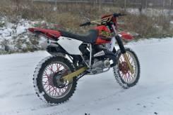Honda XLR. 350 куб. см., исправен, без птс, с пробегом