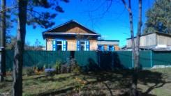 Продам дом в г. спасск-дальний. Улица Мельничная 6, р-н Спасск-дальний, площадь дома 60кв.м., скважина, электричество 4 кВт, отопление твердотопливн...