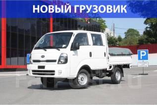 Kia Bongo III. J2 4x4 Двухкабинный, 2 700 куб. см., 1 000 кг.