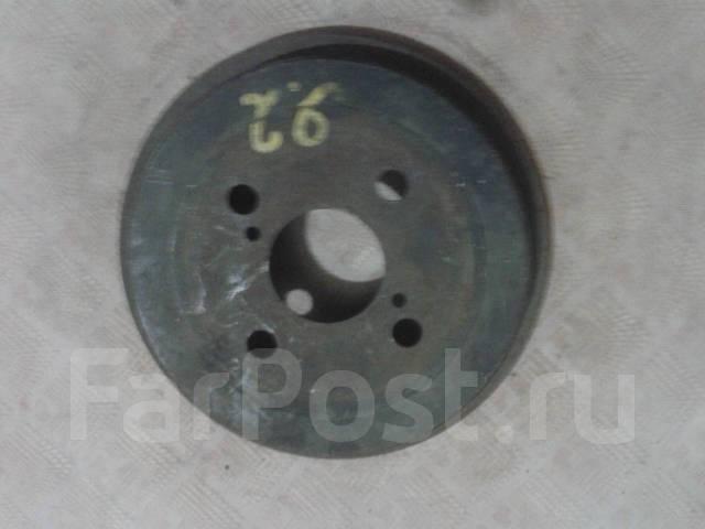 Барабан тормозной Toyota Platz, SCP11