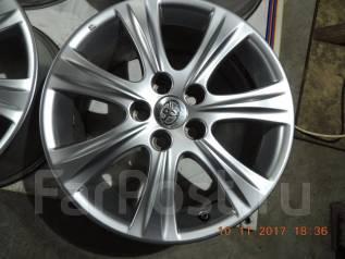Toyota. 7.5x17, 5x114.30, ET39, ЦО 60,0мм.