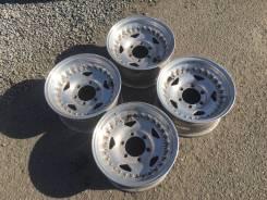 Centerline Wheels. 8.0x15, 6x139.70, ET0, ЦО 110,0мм.