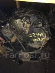 Двигатель в сборе. Honda Legend Двигатель C27A