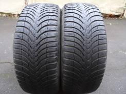 Michelin Alpin A4. Зимние, без шипов, износ: 40%, 2 шт