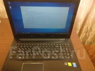 """Lenovo IdeaPad Z5070. 15.6"""", 1,6ГГц, ОЗУ 6144 МБ, диск 1 024 Гб, WiFi, Bluetooth, аккумулятор на 5 ч."""