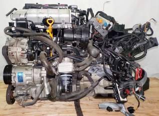 Двигатель в сборе. Volkswagen Golf Volkswagen Bora Двигатель AZJ
