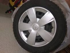 Bridgestone. Зимние, шипованные, износ: 20%, 4 шт