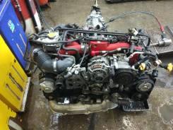 Двигатель в сборе. Subaru Impreza WRX STI Subaru Impreza Двигатель EJ207
