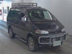 Багажники. Mitsubishi Delica, PE8W