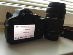 Canon EOS 600D. 15 - 19.9 Мп, зум: 12х