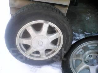 Продам диски и и зимние шины 215/60r 16 комплект. x16