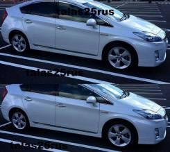 Накладка на дверь. Toyota Prius, ZVW30, ZVW30L, ZVW35