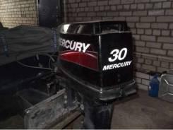 Mercury. 30,00л.с., 2-тактный, бензиновый, нога S (381 мм), Год: 2005 год