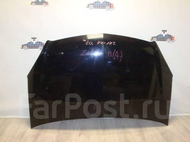 Капот. Opel Zafira