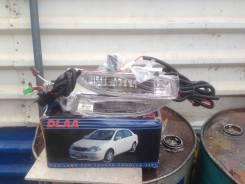 Фара противотуманная. Toyota Corolla, CE102G, EE104G Двигатели: 3CE, 5EFE