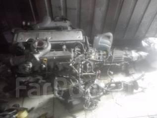 Двигатель в сборе. Toyota Mark II, JZX110, JZX100 Двигатель 1JZGTE