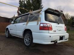 Задняя часть автомобиля. Subaru Forester, SF5, SF9, SF6