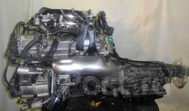 Двигатель в сборе. Mazda MPV Mazda Efini MPV Mazda Luce Двигатель JE