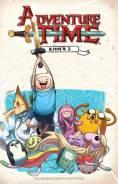 Комикс Время приключений. Книга 3