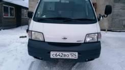 Nissan Vanette. Продам грузовик. ниссан ванетта 4wd, 2 200 куб. см., 1 000 кг.
