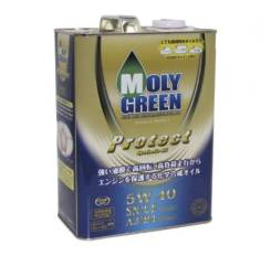 Moly Green. Вязкость 5W-40, синтетическое