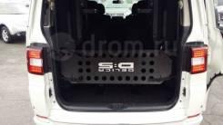 Перегородка шторка сетка в багажник Mitsubishi Delica D5 Делика Д5. Mitsubishi Delica D:5