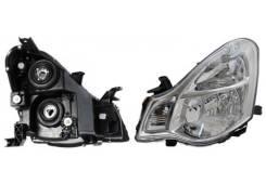 Фара. Nissan Almera, G11 Nissan Bluebird Sylphy, NG11, KG11, G11 Двигатели: HR15DE, MR20DE, K4M