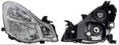Фара. Nissan Bluebird Sylphy, G11, NG11, KG11 Nissan Almera, G11 Двигатели: HR15DE, MR20DE, K4M