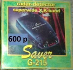 Радар детектор (антирадар) Saver G-215