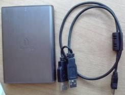 Внешние жесткие диски. 500 Гб, интерфейс USB 2.0