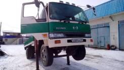 Hino. грузовик скрановой установкой 1997 г, 8 200куб. см., 4x2