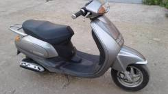 Honda Lead. 100 куб. см., исправен, без птс, с пробегом
