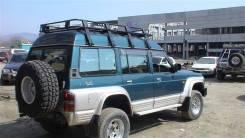 Багажники-корзины. Nissan Safari. Под заказ