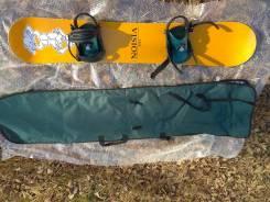Комплекты сноубордические. 145,00см., all-mountain (универсальный)