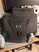 Защита двигателя пластиковая. Mazda CX-7 Двигатель L3VDT