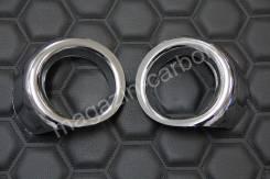 Накладка на фару. Subaru XV, GP, GP7, GPE Двигатели: FB20, FB16