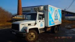 ГАЗ 3309. Продаётся фургон дизель., 4 700куб. см., 5 000кг.