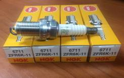 Свеча зажигания ZFR6K-11\ Honda Accord/Civic/CR-V/FR-V/Steram 2.0/i 16V 01>