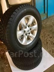 Продам хороший комплект колёс от Prado 150 на 17. x17 6x139.70