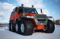 Шаман. Вездеход (снегоболотоход), 3 000 куб. см., 1 500 кг., 4 800,00кг.