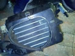 Корпус радиатора отопителя. Mitsubishi Delica, P25W Двигатель 4D56