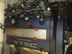 Двигатель в сборе. Honda Torneo, GF-CF4, E-CF4 Honda Accord, GF-CF4, E-CF4 Двигатель F20B