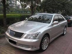 Обвес кузова аэродинамический. Toyota Crown, GRS184, GRS182, GRS183, GRS181, GRS180 Двигатели: 2GRFSE, 3GRFSE, 4GRFSE. Под заказ