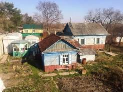 Продается жилой дом с 4 гаражами. Ул.Прогрессивная, р-н район депо ст.Ружино, площадь дома 35 кв.м., скважина, электричество 8 кВт, отопление твердот...
