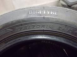 Dunlop Enasave EC202. Летние, 2016 год, износ: 10%, 4 шт