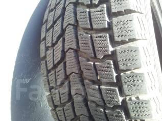Dunlop Grandtrek SJ6. Зимние, без шипов, износ: 10%, 2 шт